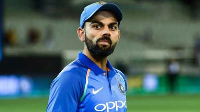 Big disclosure just now Virat Kohli's arrogance was on the seventh sky, other players...
