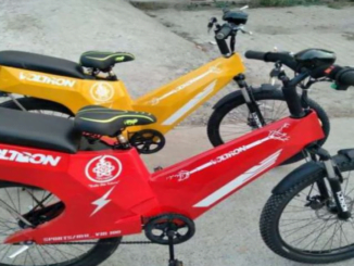 Countrys first electric bicycle 100 km will run in a single charge, thats just the price