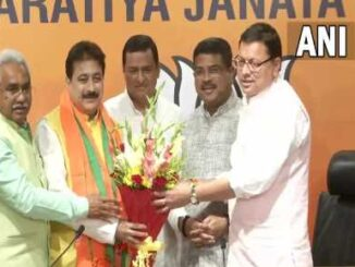 Just now Big blow to Congress in Uttarakhand, these big leaders joined BJP