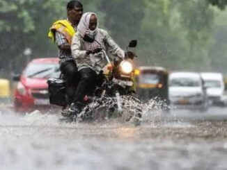 Rain breaks 18-year record in Delhi, know what is the situation in Haryana