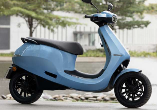 Sales of ola electric scooter did not stop due to heavy demand, people were disappointed