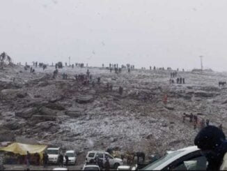 Heavy rain in many areas of Himachal, increased cold due to snowfall